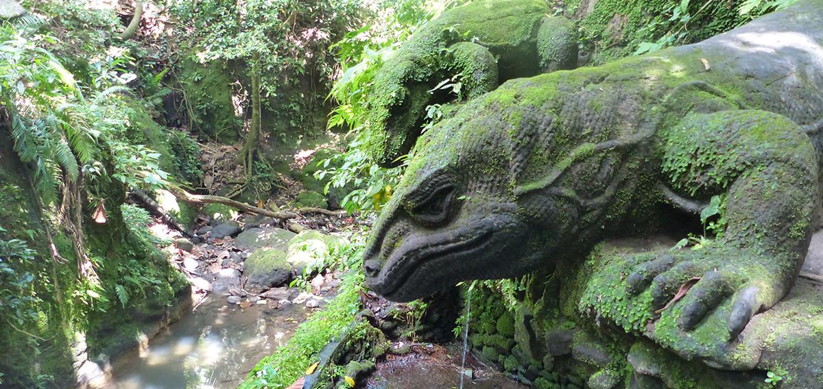 forêt des singes à Ubud