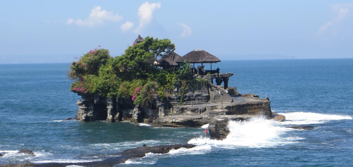 Temple marin de Tanah Lot
