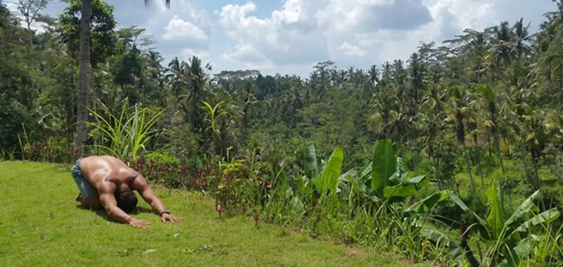 méditation - Bersila la maison du bonheur à Bali