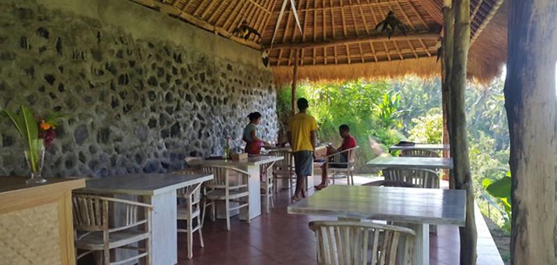 salle à manger familiale