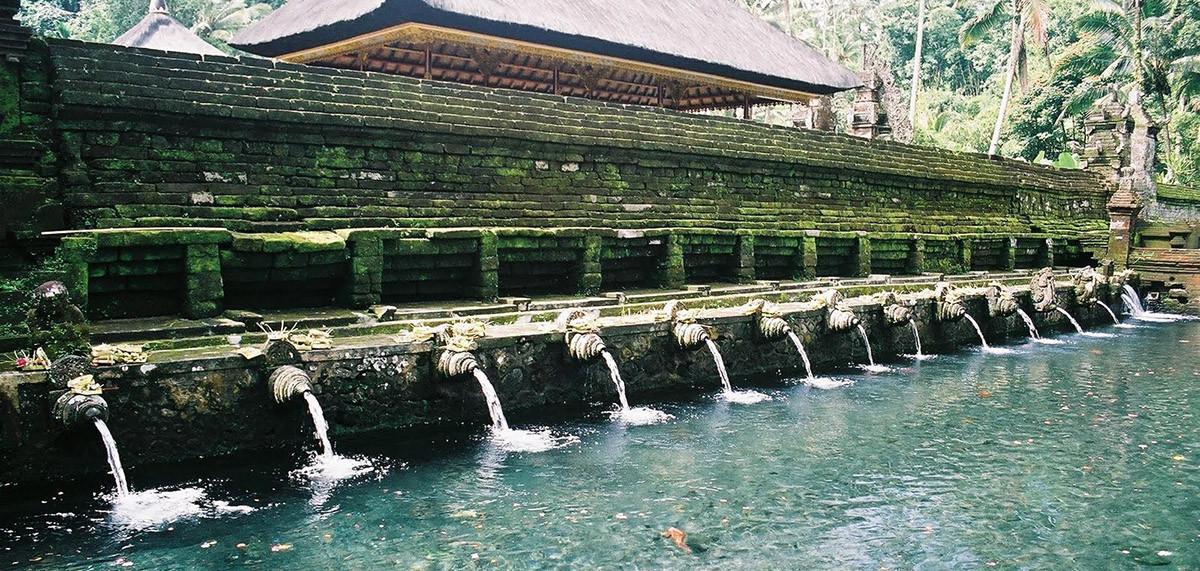 temple de Tempak Siring et sa source sacrée