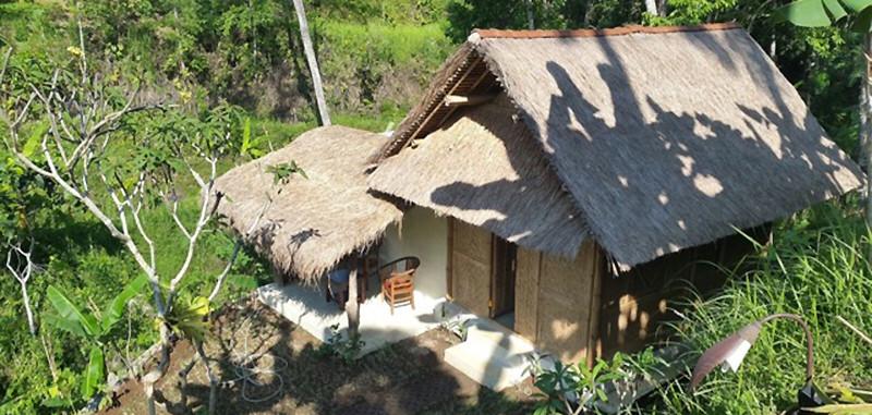 Bersila maison cocon, propice à la réflexion personnelle