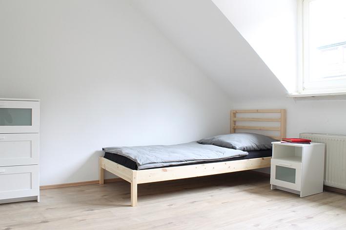 Hamburg-Billstedt Wohnung 94 OG: 2 Personen Belegung