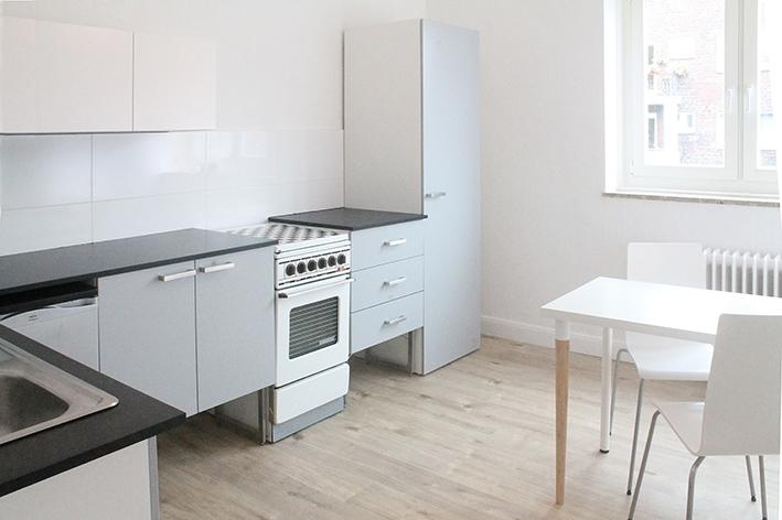 Hamburg-Winterhude Wohnung: 2 Personen Belegung