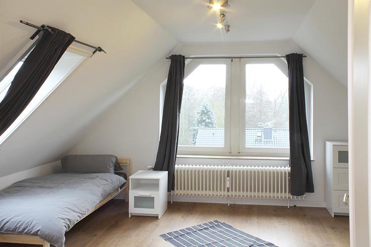 Hamburg-Farmsen Wohnung: 2 Personen Belegung