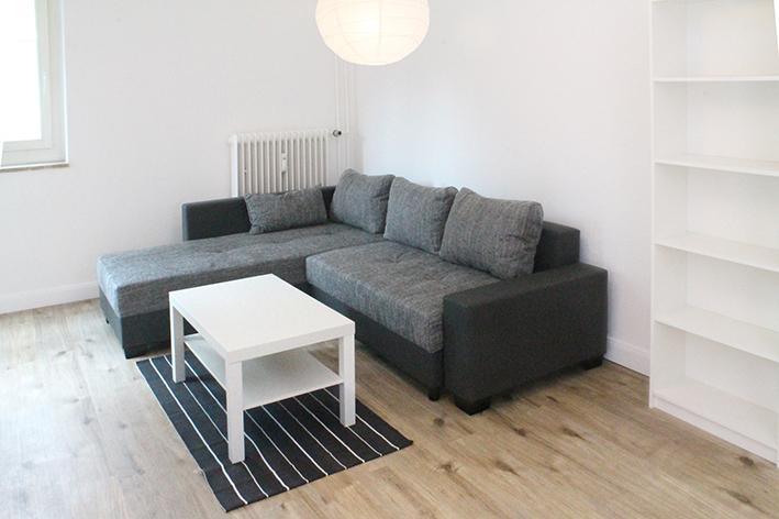 Hamburg-Winterhude Wohnung: 1 Personen Belegung