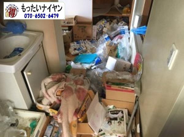 泉佐野市 ゴミ屋敷 片付け 処分 粗大ゴミ 不用品 撤去 泉州 大阪