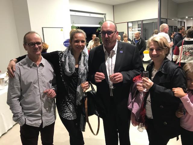 Jean Luc Gonzalez et ses invités