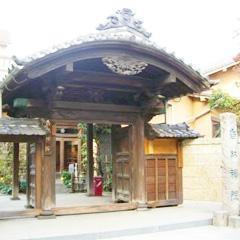 香林寺本堂