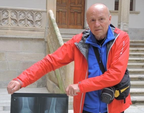 Nach gut 500 km musste leider wegen Knieprobleme mein Pilgerweg in Salamanca abbrechen. Hoffentlich geht es bald wieder weiter...