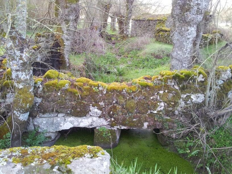 Eine Römische Brücke
