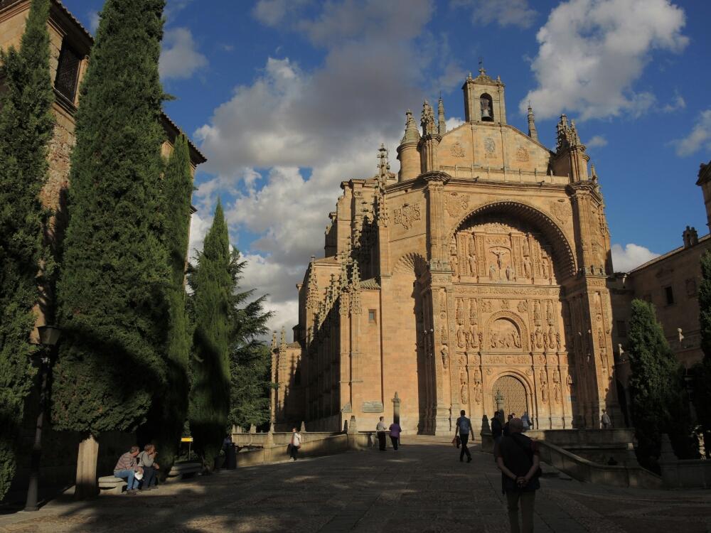 Convento San Esteban in Salamanca