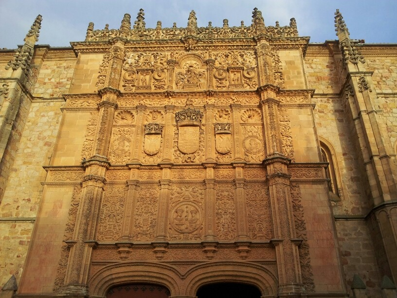 Universidad de Salamanca.