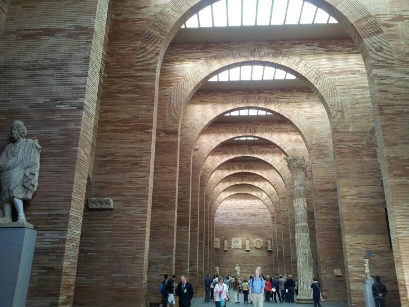 Nationalmuseum für Römische Kunst.