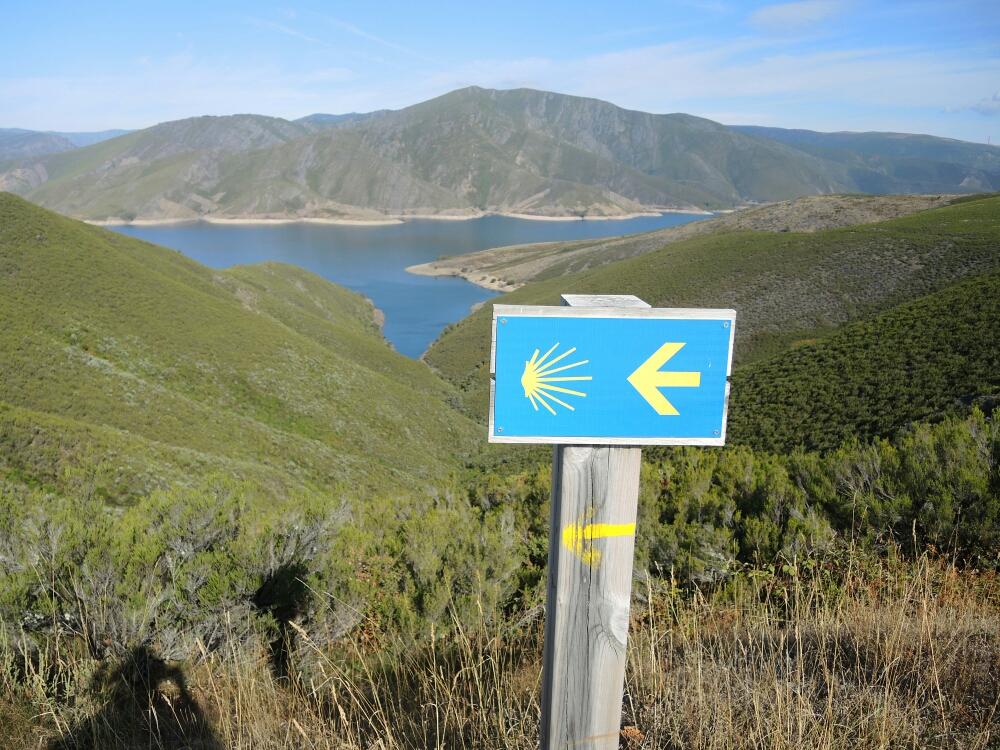 Camino Sanabres heißt dieses Teil von Via de la Plata