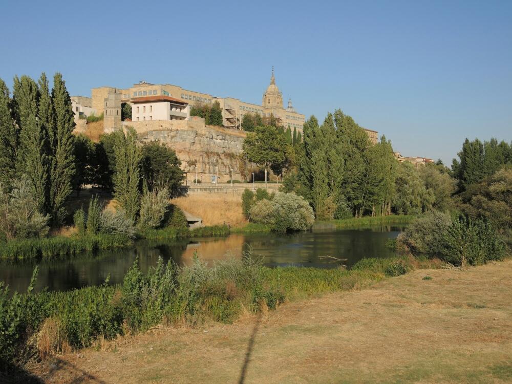 Salamanca ist schön