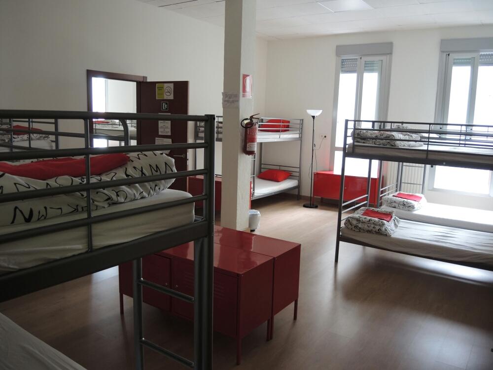 Auch die privat Albergue Grelo in Ourense ist sehr schön, sauber und modern