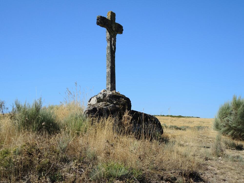 Alter Pilger Kreuz