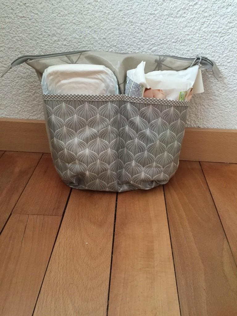 No. 4 auch als Babytasche praktisch