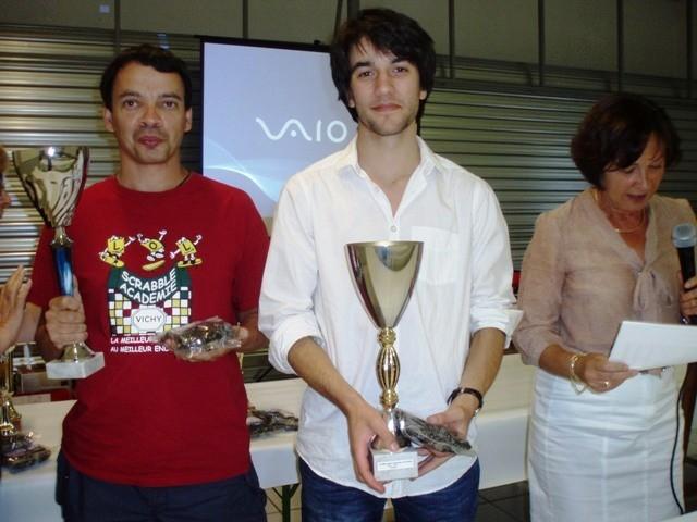 Paire Championne Régionale 2012