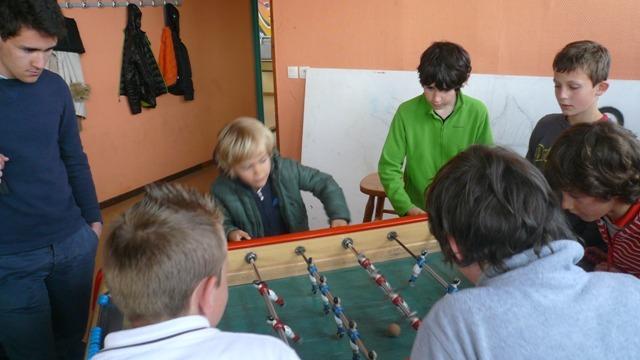 Championnat en Paires au Scrabble pour les plus grands