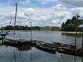Futreaux : bateaux orléanais à fonds plats