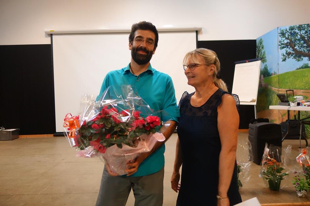 Christiane et Denis Violeau, Champion régional et N3