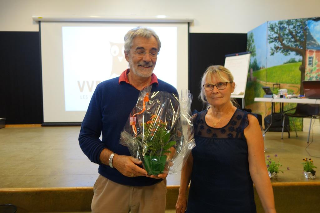 Christiane et Jacques Dareau, Champion N4