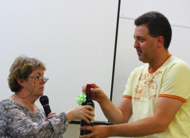 Eric Brulet, vainqueur du TSAP