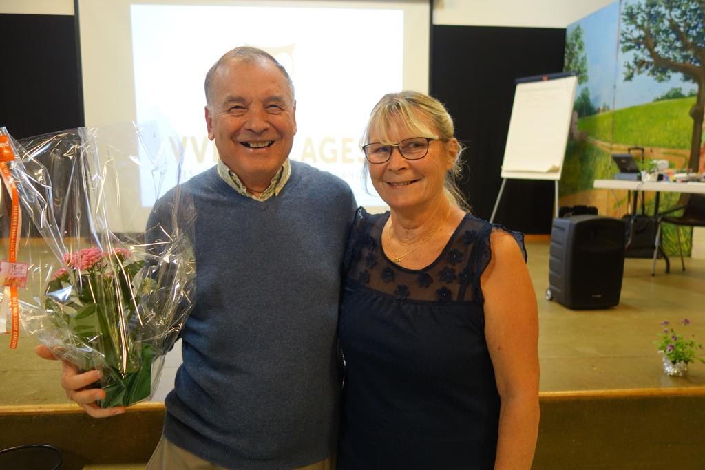 Christiane et Gérard Gouttard, Champion Diamant