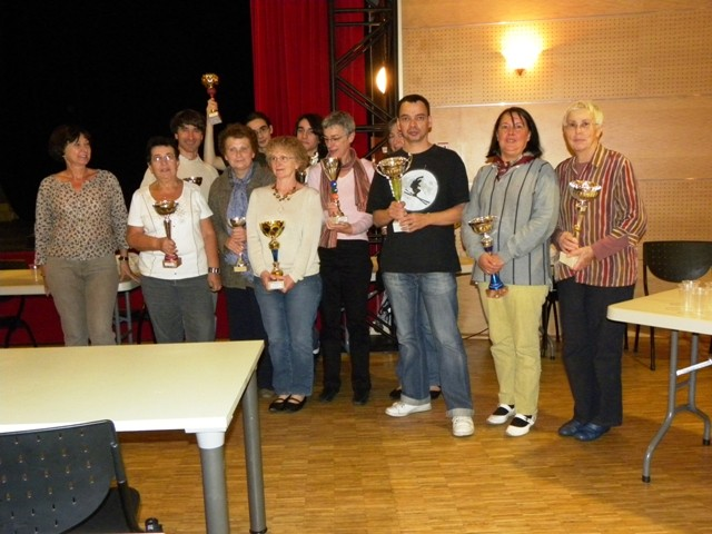 Les lauréats du Championnat de la Haute-Vienne