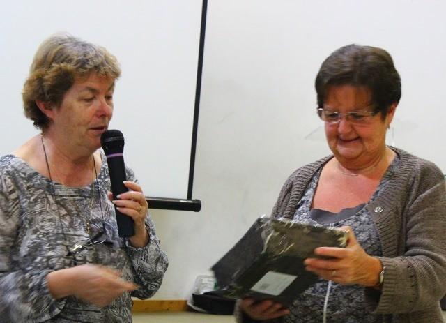 Marie-Claude Garcia, gagnante des Parties Originales