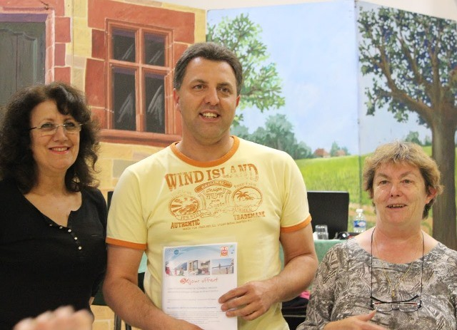 Eric Brulet gagne le Challenge global et un séjour VVF