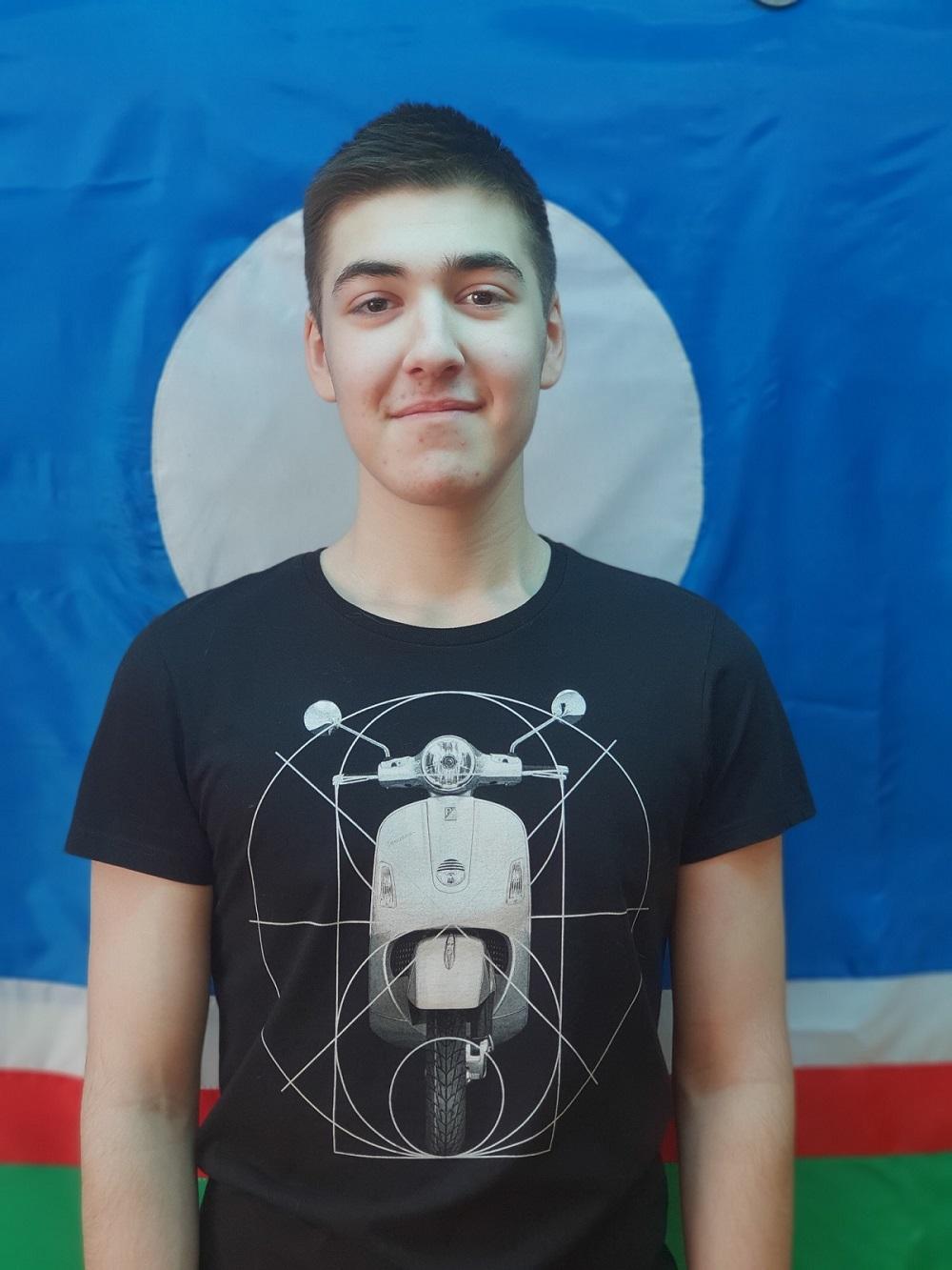 Каледа Алексей 11 класс