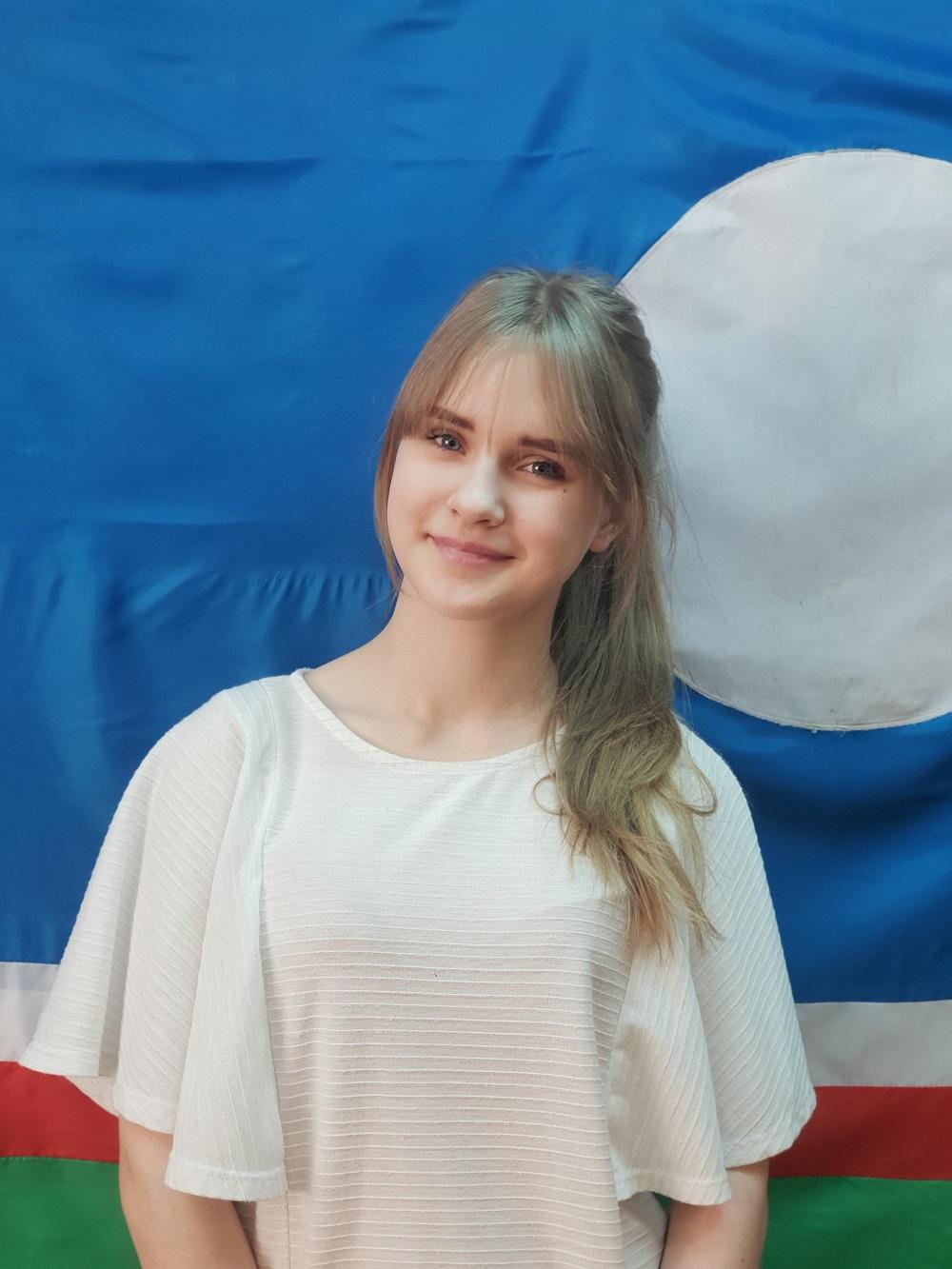 Антонова Елена 10 класс