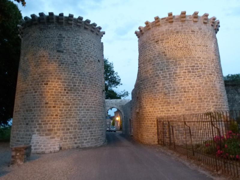 les tours Jeanne d'Arc à Saint-Valery-sur-Somme