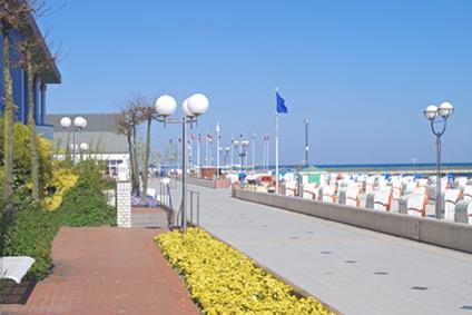 Promenade Grömitz