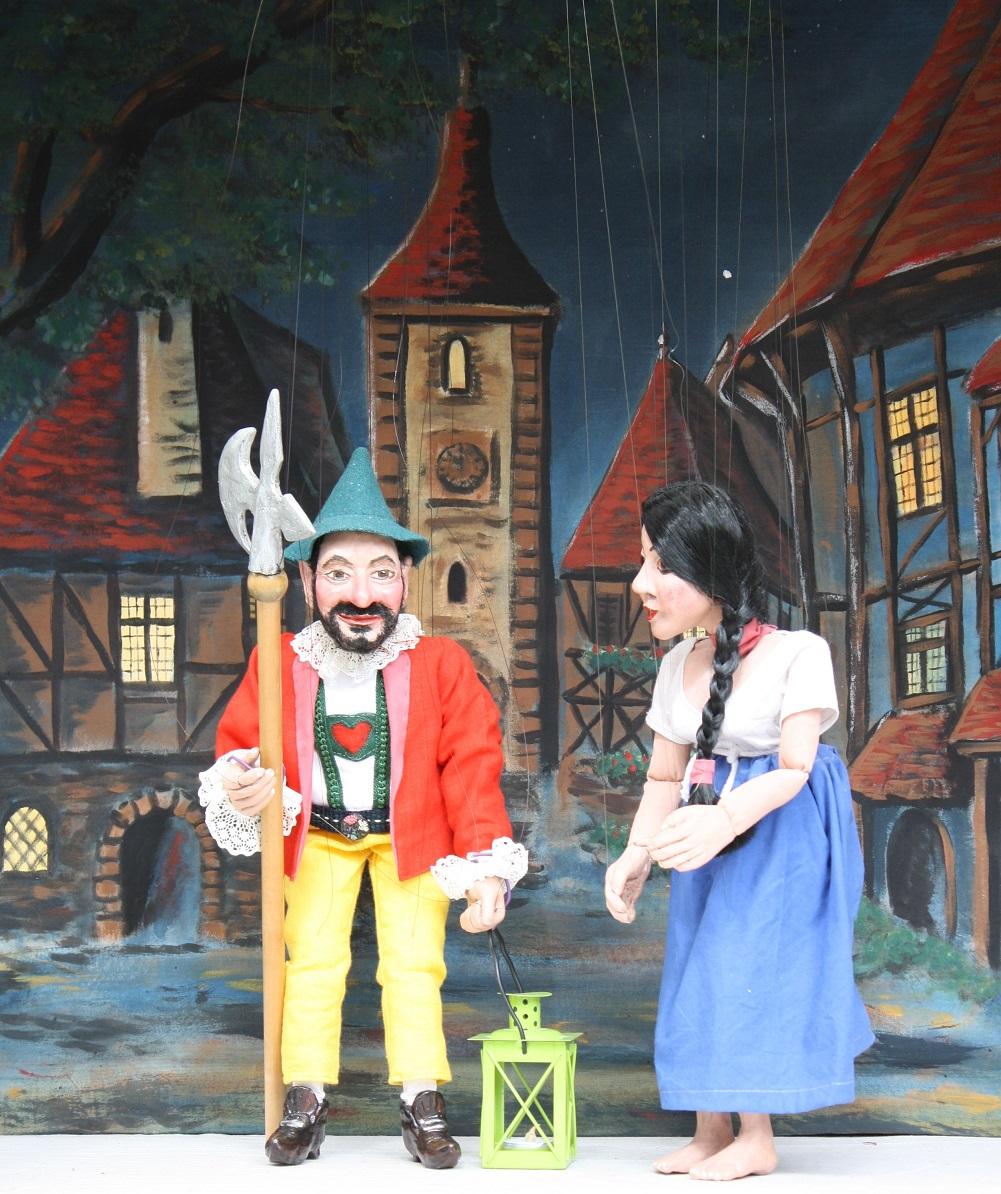 Hanswurst und Gretel