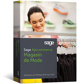SAGE APICOMMERCE MAGASIN DE MODE