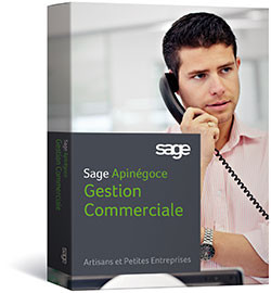 SAGE APINEGOCE GESTION COMMERCIALE