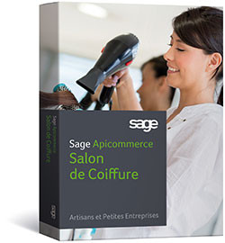 SAGE APICOMMERCE SALON DE COIFFURE