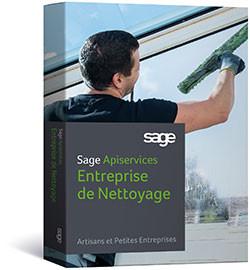 SAGE APISERVICES ENTREPRISE DE NETTOYAGE