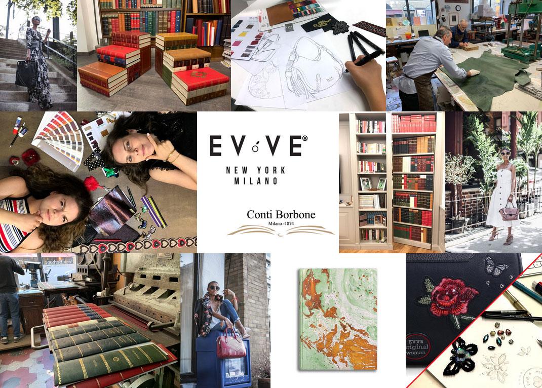 Design Week 2019 Milan - Conti Borbone - Evve Milano