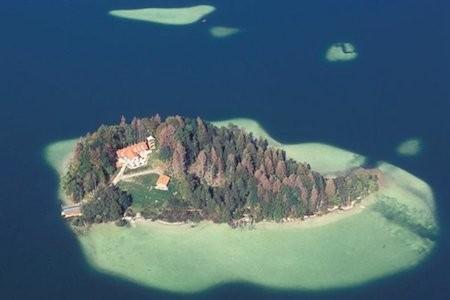 Hochzeitslocation Insel m Schliersee