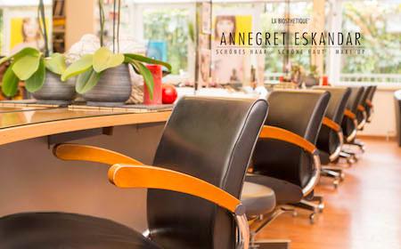 Hochsteckfrisur Salon Eskandar München