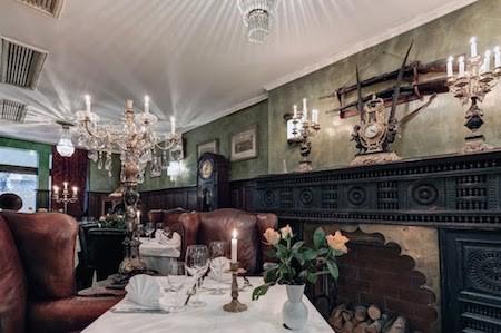 Hochzeitslocation Master's Home München