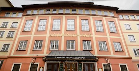 Hochzeitslocation Altmünchner Gesellenhaus München