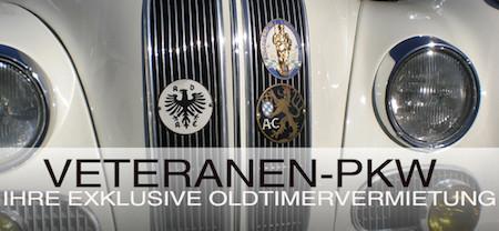 Hochzeitsauto Veteranen PKW München