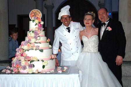 Hochzeitstorte Das Naschwerk München