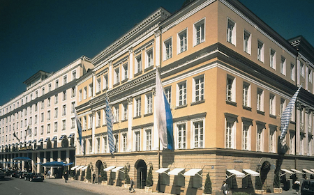 Hochzeitslocation Bayerischer Hof München